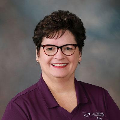 Chiropractic Mitchell SD Eileen Wedel Chiropractic Assistant